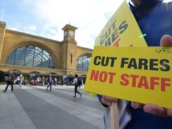Rail fare protests to be held across country