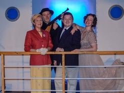 Anything goes for Telford theatre group