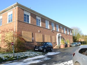 The former Bridnorth District Council offices