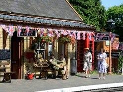 Severn Valley Railway's 1940s weekend goes virtual