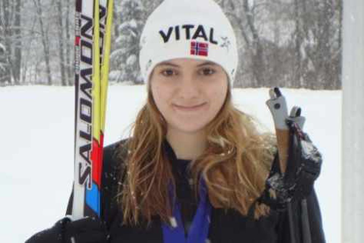 Shropshire's Fern Cates aims for Winter Olympics
