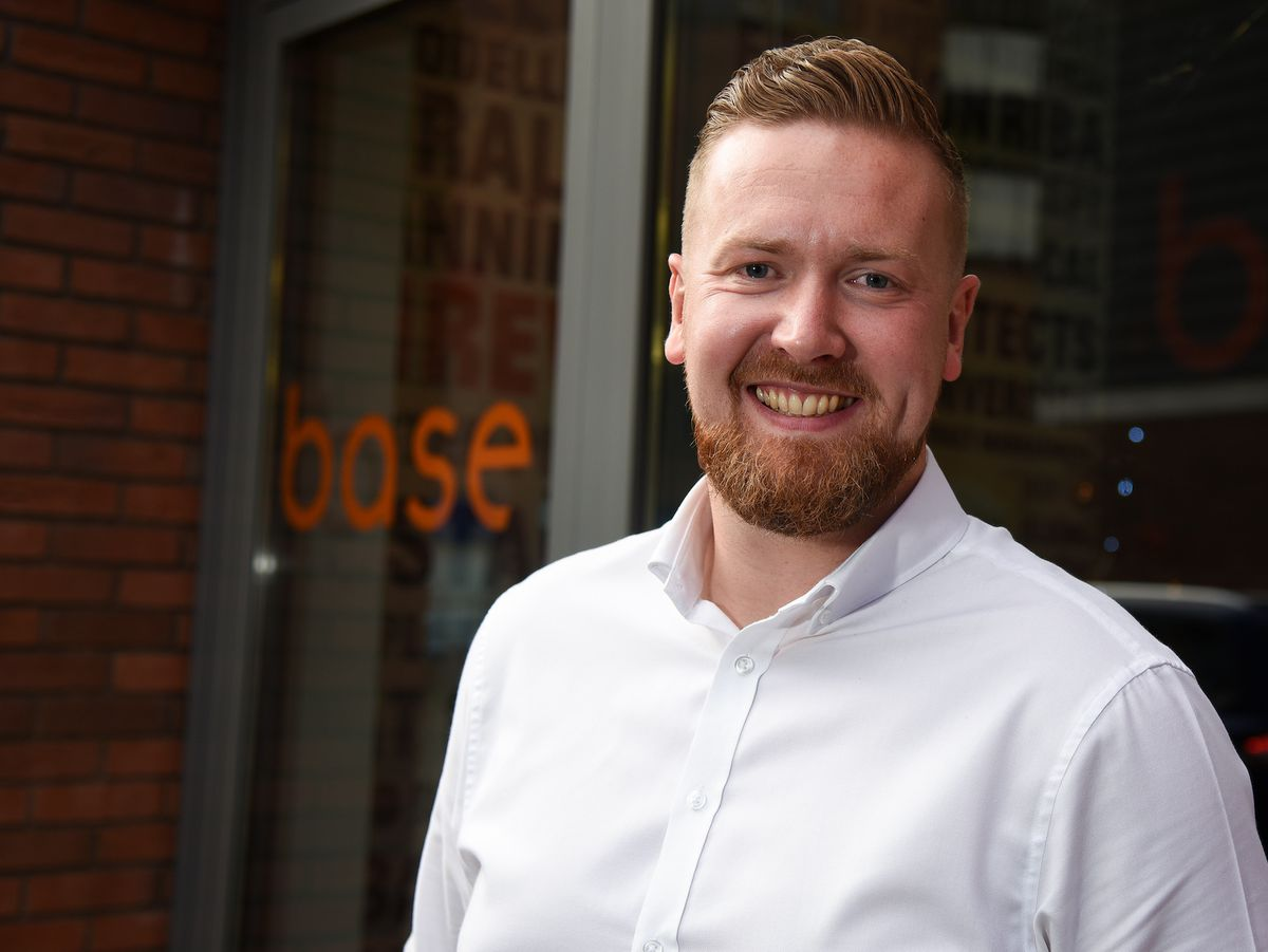 Base Architecture managing director Harry Reece