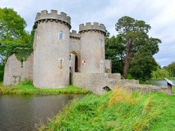 Vandals put future of Whittington Castle in jeopardy