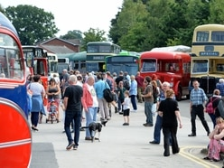 It's on the buses for Severn Valley Railway event - with pictures