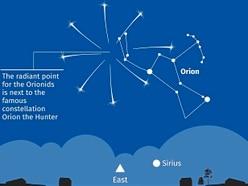 Shropshire's dark skies perfect for star show