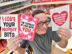 Play your cards right: Meet the people behind the Valentine's Day messages