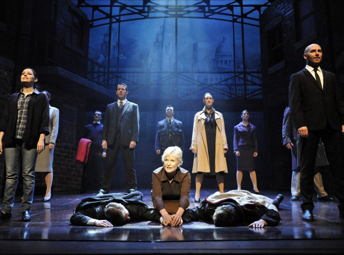 Blood Brothers is coming back to Shropshire