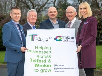 Telford finance event hailed huge success