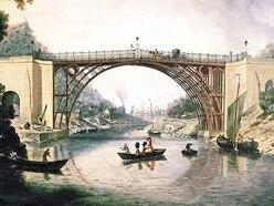 Back to the future as Iron Bridge set to return to its original red