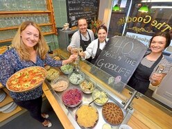 Four decades of vegan food in Shrewsbury celebrated