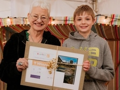 Dame Jacqueline Wilson helps Shrewsbury Bookfest celebrate its 21st birthday - with pictures