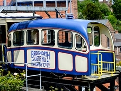 Cliff railway reveals cause of fault