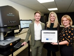 Laser specialist pinpoints opportunity for growth following major funding