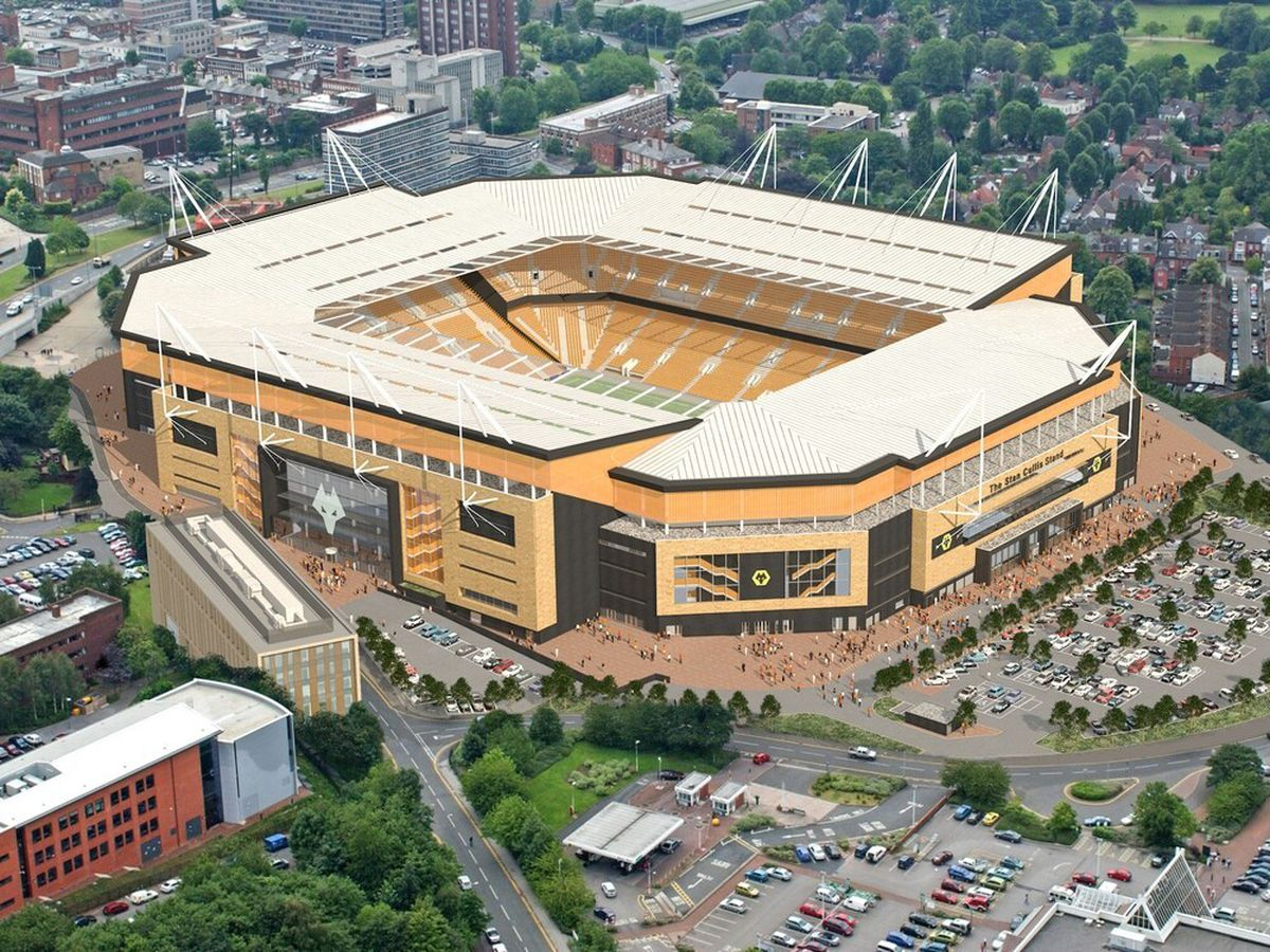 How a redeveloped Molineux could look