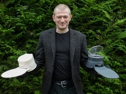 Inventor Peter throws himself into the Dragon's Den