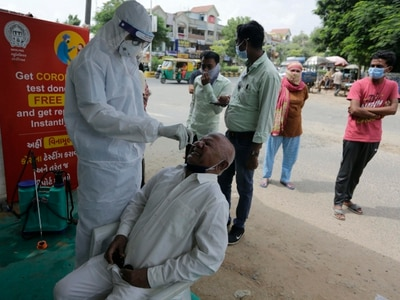 India's daily coronavirus cases continue downward trend