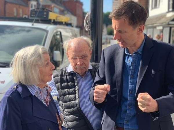 Jeremy Hunt: The man who would be PM begins his bid in Tenbury