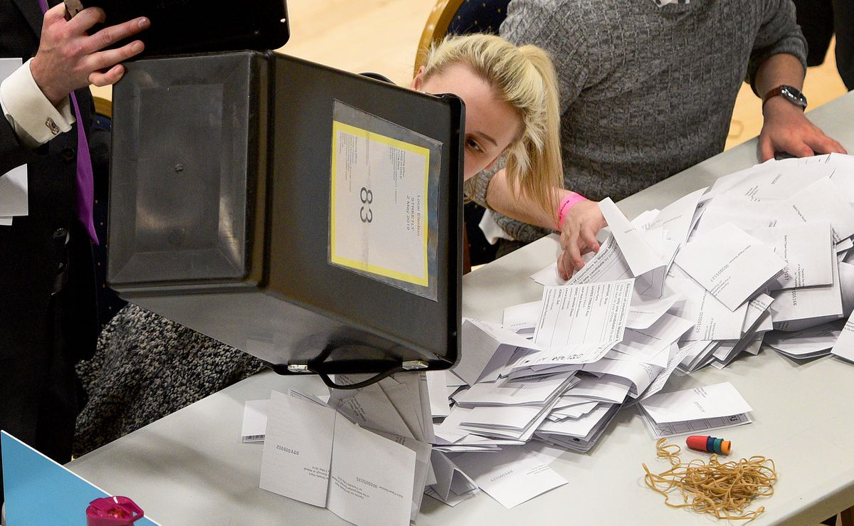 Votes will be counted and announced from Friday morning onwards