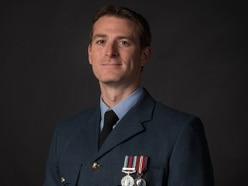 Former RAF Cosford serviceman killed in motorbike crash was trying to avoid car, inquest hears