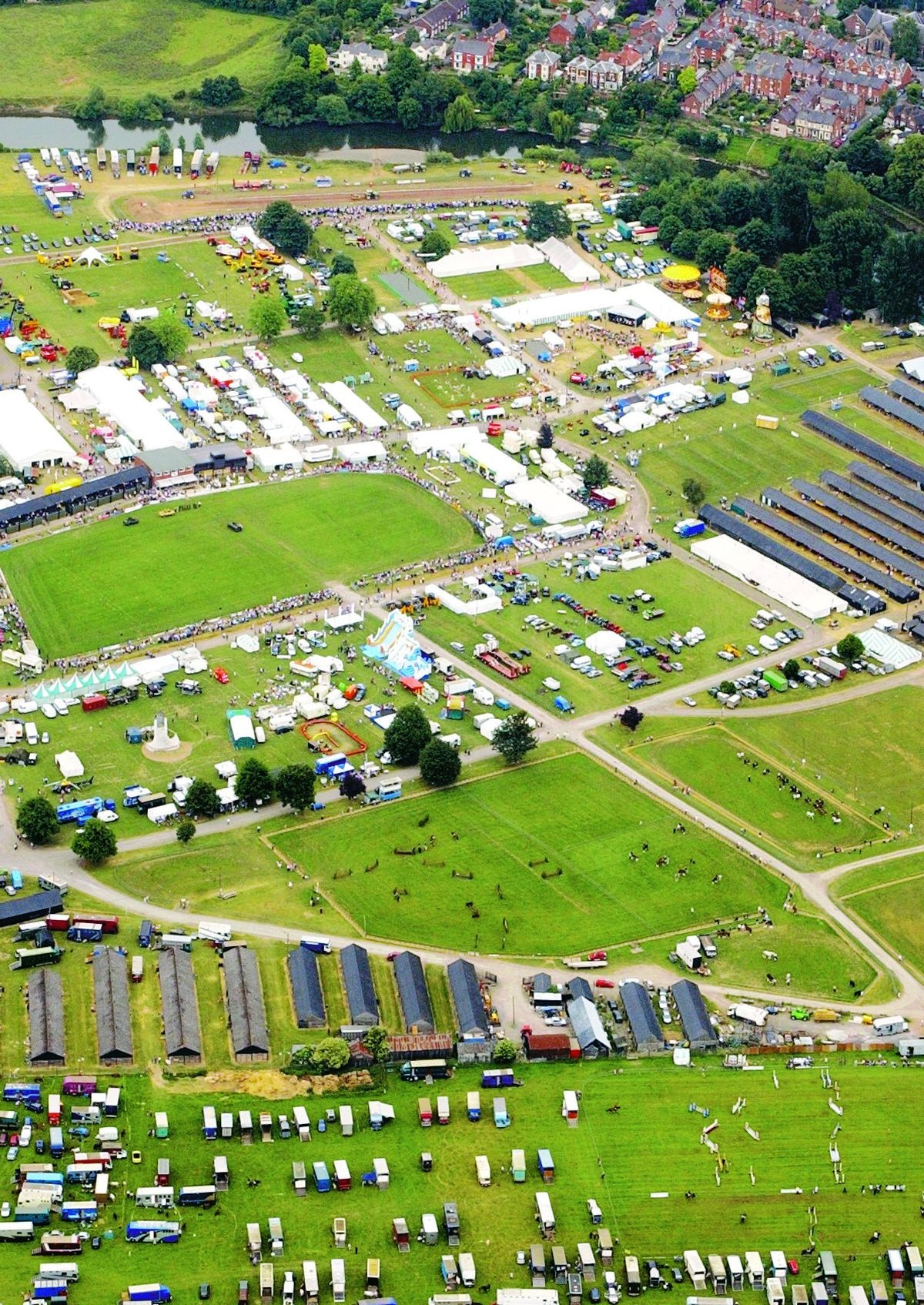 The West Mid Showground