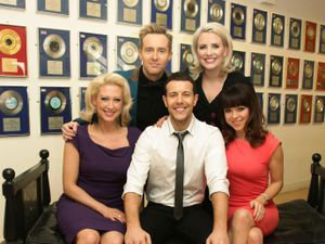 Pop band Steps are supporting the Prince's Trust new fundraising initiative Future Steps