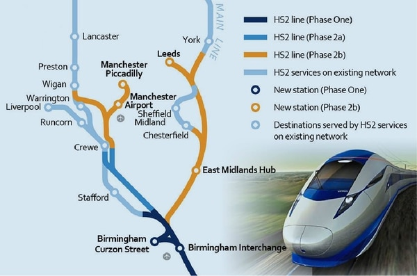 Special report: Is it the end of the HS2 line? | Shropshire Star