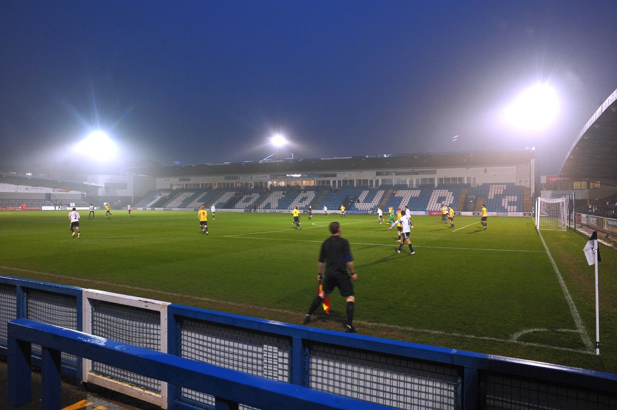 AFC Telford United's visit of Hereford tonight has been postponed Pic: Mike Sheridan