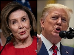 Nancy Pelosi invites Donald Trump to give evidence to impeachment inquiry