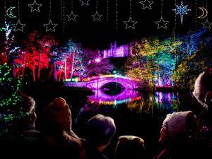A festive light show planned for Bolesworth