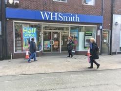 Burglar tries to break into Oswestry WH Smith cash machine