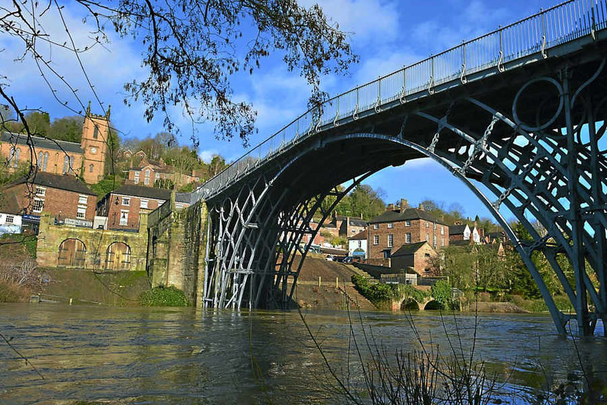 Walkers can gear up for Ironbridge Gorge trails