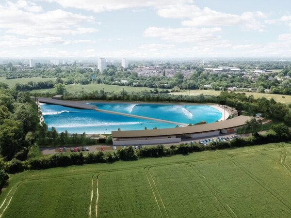 Surfing centre given green light to open in West Midlands