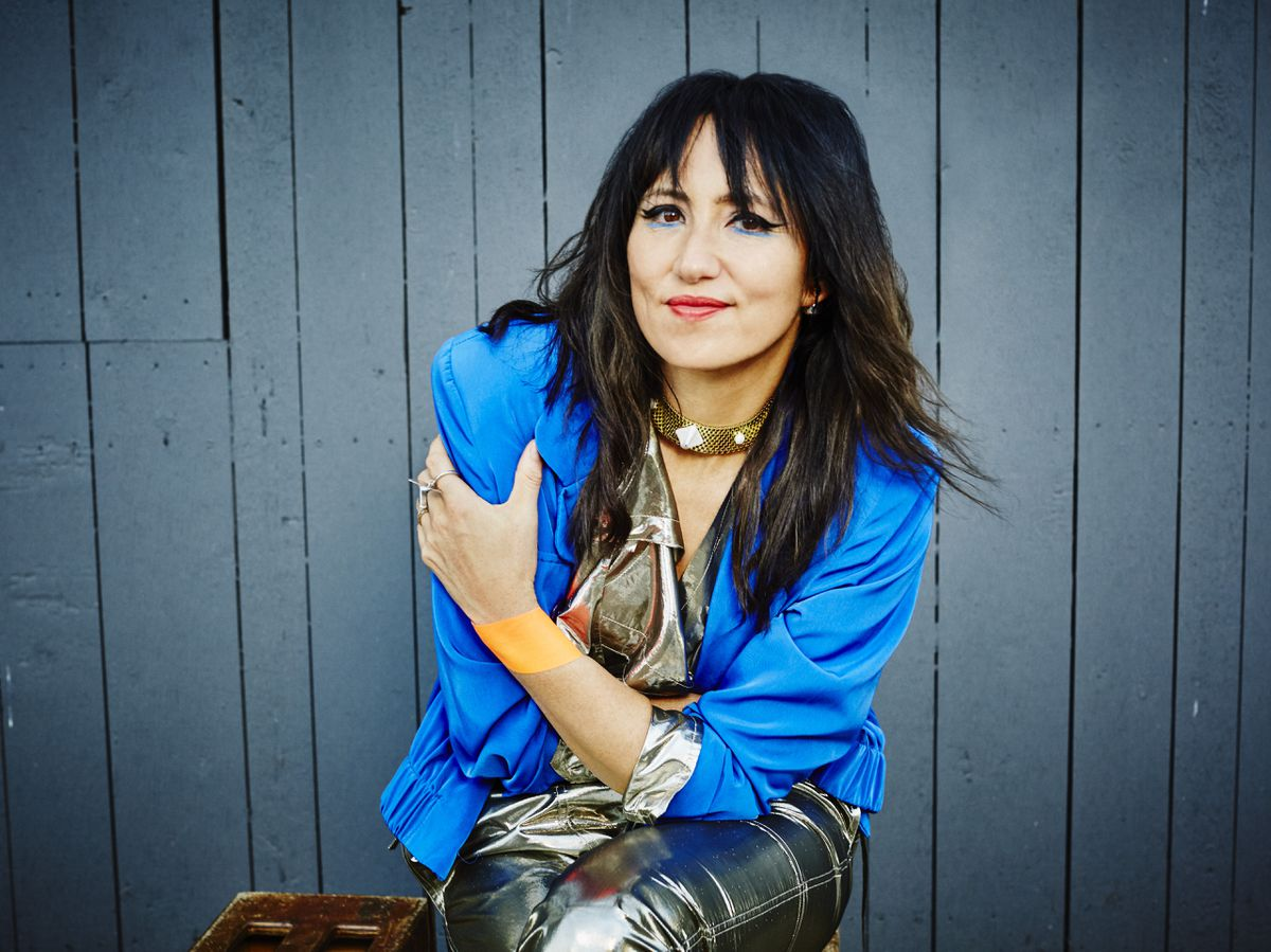 If you arrived late to Barenaked Ladies, you missed out on KT Tunstall - Volume Magazine