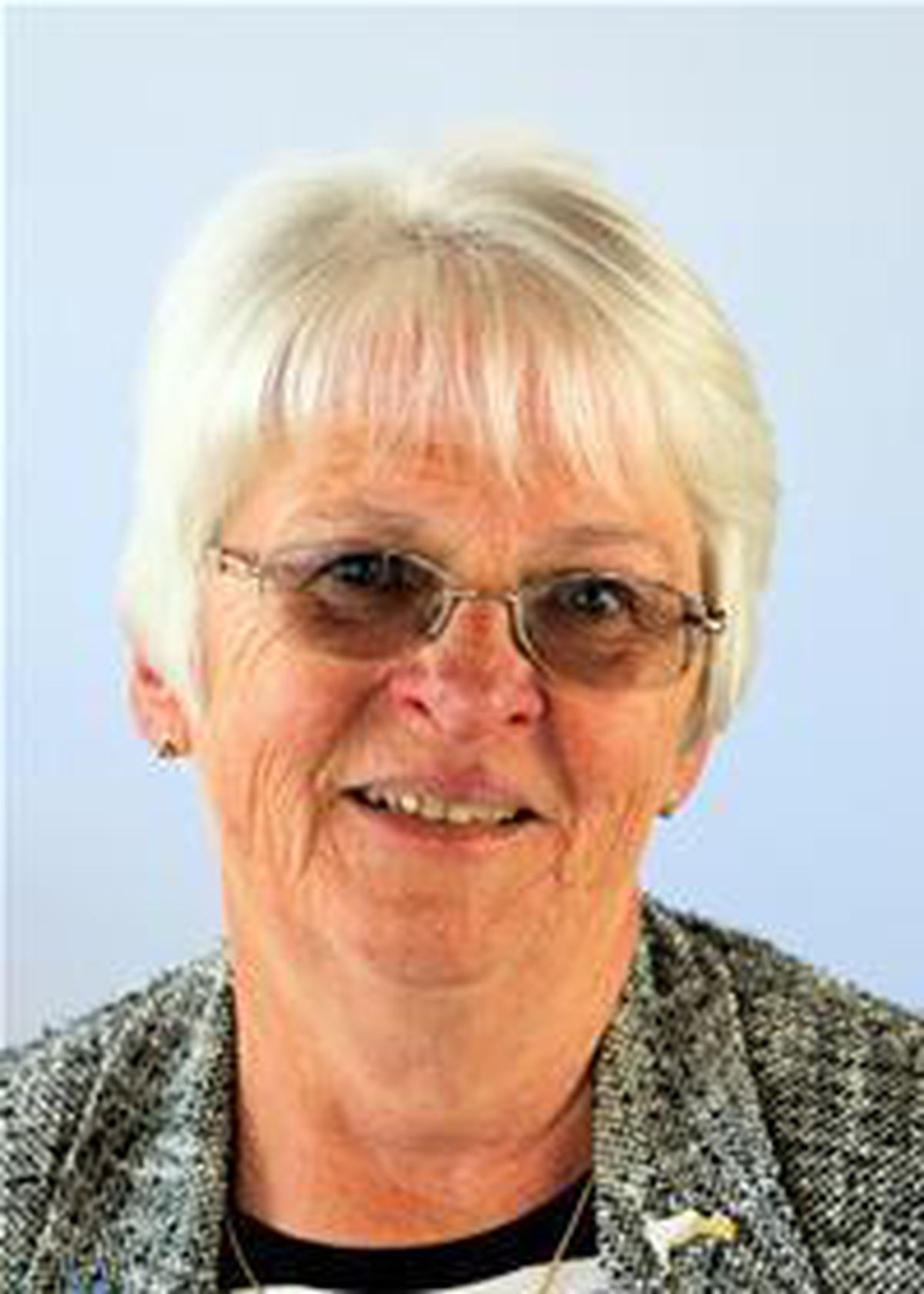 Councillor Kath Roberts-Jones has concerns about the plans