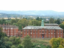 Burglars strike Shrewsbury School twice