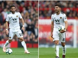 Wolves midfield maestros Joao Moutinho and Ruben Neves will keep on attacking