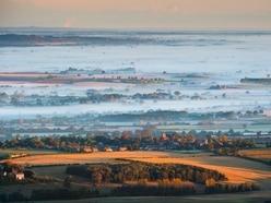 Making light work to produce stunning images of Shropshire
