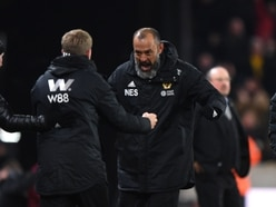 Nuno hails Wolves' fighting spirit after Newcastle late show