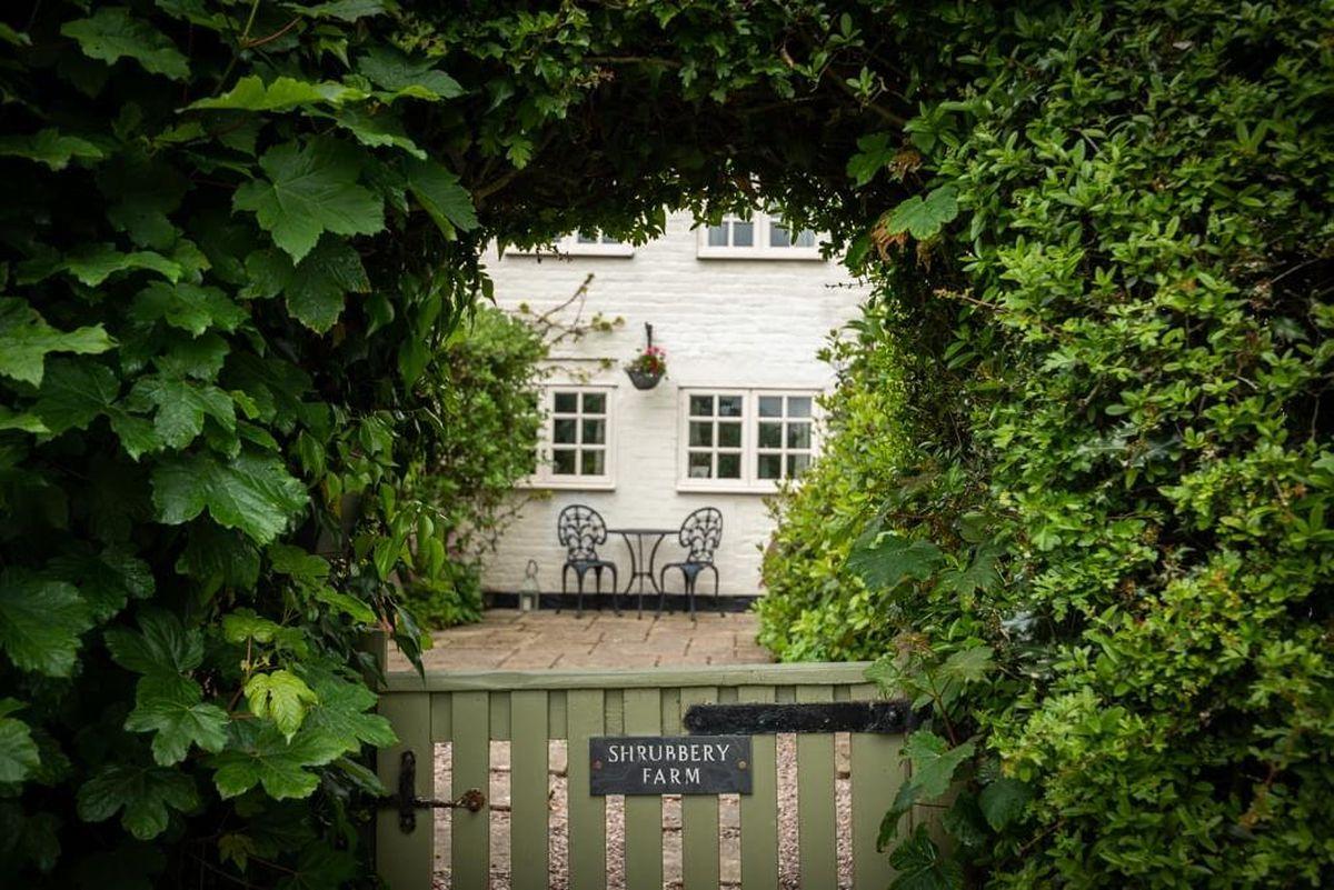 Shrubbery Farmhouse in Longnor