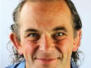 Councillor Pete Roberts