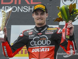 Davies enjoyed huge success during his time with the factory Ducati team