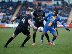 Shrewsbury Town 2 Mansfield 0 - Match highlights