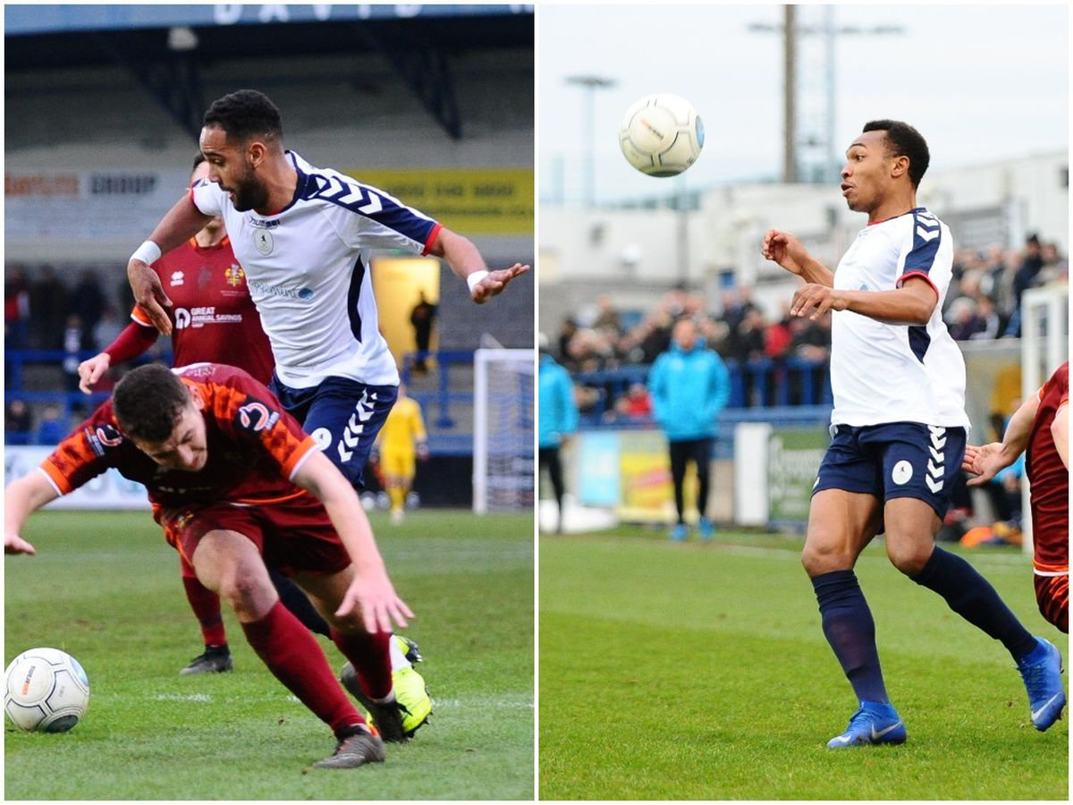 AFC Telford's moves for Brendon Daniels and Marcus Dinanga have showed what they're aiming for...