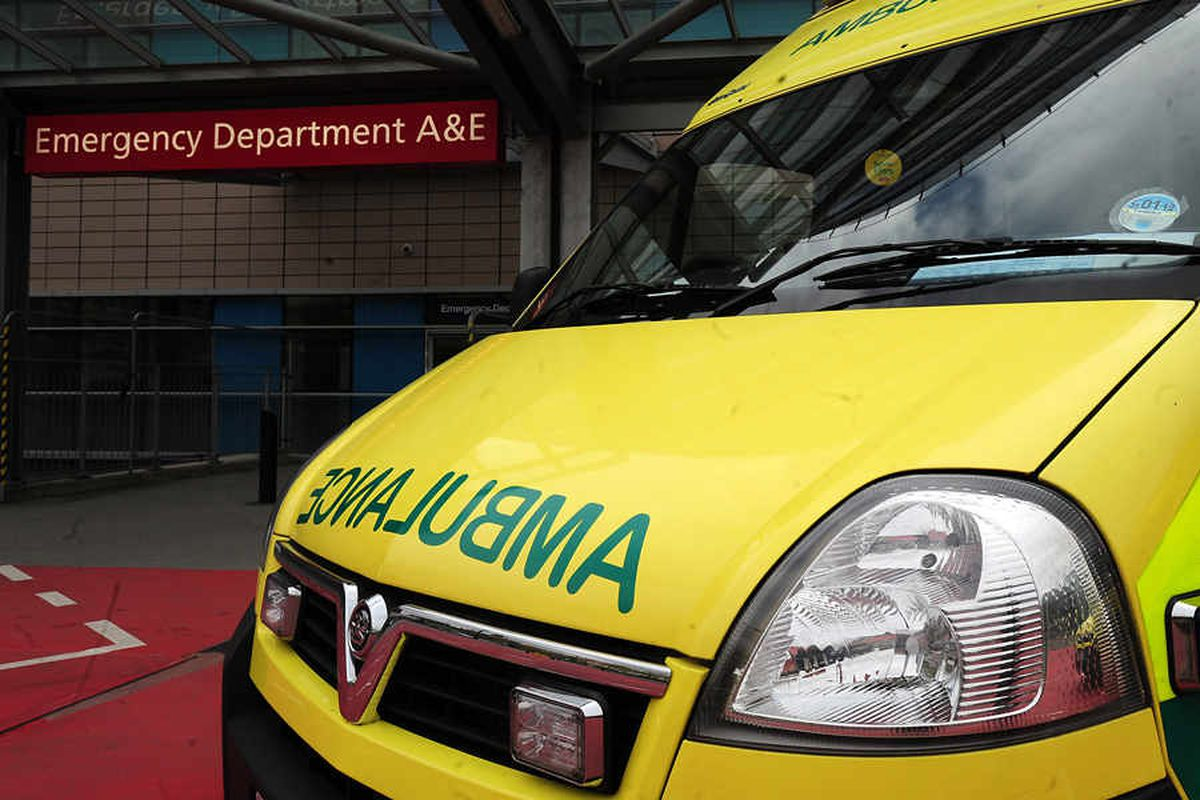 Single Shropshire A&E unit a risk to life, say campaigners