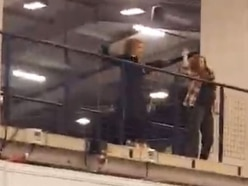 WATCH: Alex Kingston and Catherine Tate in dance off at Wales Comic Con's Telford Takeover