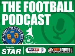 Shropshire Football Podcast: Episode15 - Dublin and Doughnuts!