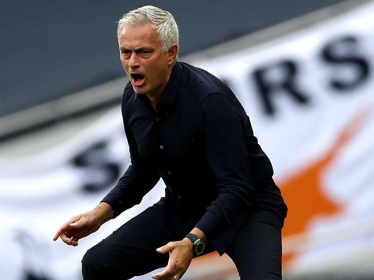 Jose Mourinho wants to trim down his Spurs squad