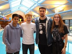 Shropshire students to complete 24-hour swimathon for charity