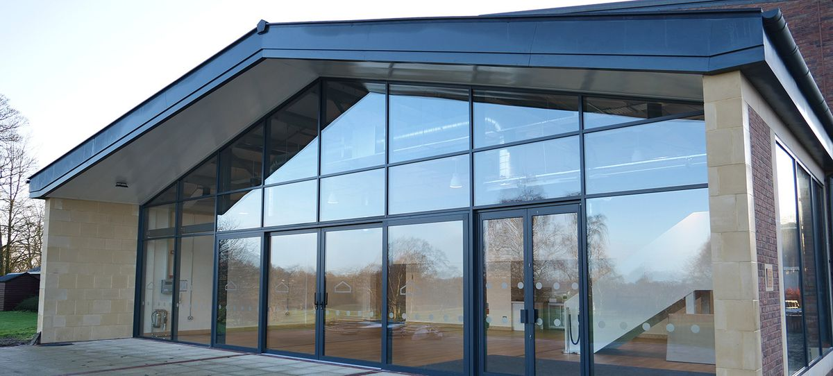 Holroyd Community Theatre has been shortlisted for a design award