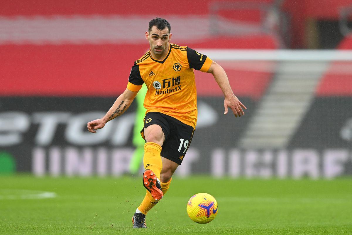 Jonny of Wolverhampton Wanderers (AMA)